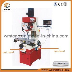 Zx50CF High Speed Drilling and Milling Equipment pictures & photos