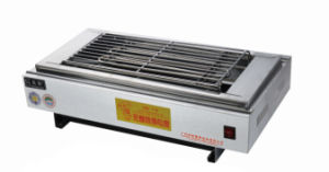 Easily Assembled Stainless Steel Gas Barbecue Grill for Sale pictures & photos
