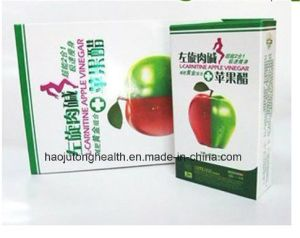 Natural L-Carnitine Apple Vinegar Weight Loss Slimming Capsule pictures & photos