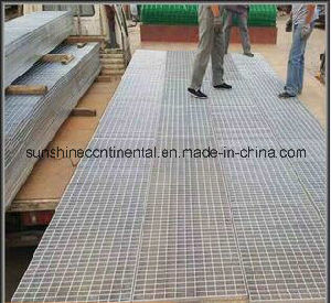 Hot Dipped Galvanized Floor Platform Bar Large Floor Grates pictures & photos