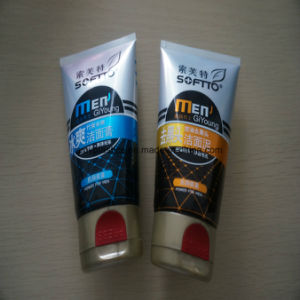 Cosmetic Packaging for Men′s Facial Cleanser pictures & photos