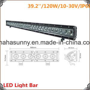 Hot Sale 120W 40 Inch LED Light Bar Series 7 pictures & photos
