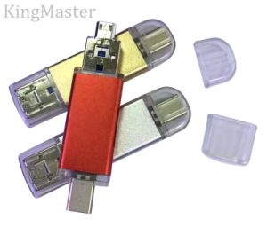 King Master Type C 3.0 USB Flash Drive|USB Stick pictures & photos