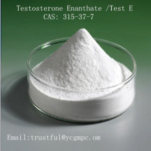 Bodybuilding Steroid Powder Testosterone Enanthate /Test E CAS No. 315-37-7 pictures & photos