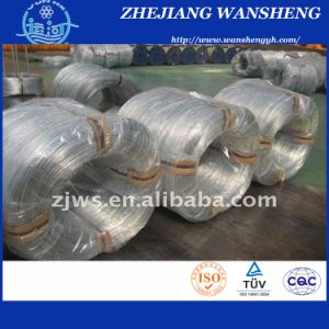 High Zinc Coated Galvanized Low Carbon Steel Wire/Hot Dipped Galvanized Steel Wire/Hot Dipped Galvanized Wire pictures & photos