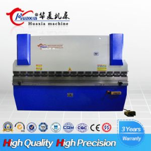 Hydraulic Metal Plate Press Brake Metal Sheet Bending Machine pictures & photos
