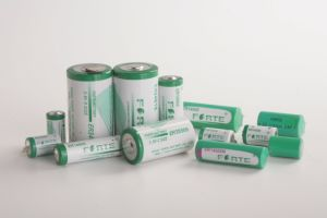 1/2AA Lithium Battery Er14250 3.6V 1.2ah pictures & photos