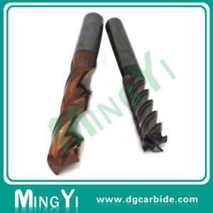 Custom High Precision DIN Metal End Mill pictures & photos