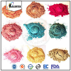 FDA Approved Color Cosmetics- Pearl Pigments pictures & photos