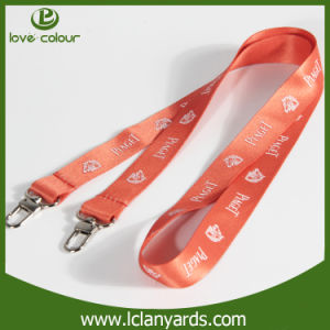 Useful Custom Wine Bottle Holder Lanyards with Double Hook pictures & photos