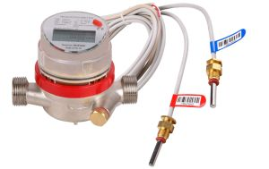 Single Jet Mechanical Heat Meter with M-Bus or RS-485 pictures & photos
