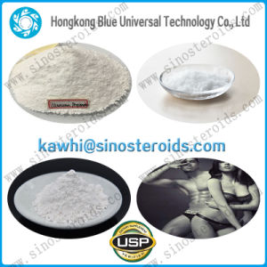 Bodybuilding Raw Steroid Muscle Growth Powder Drostanolone Propionate CAS 521-12-0 pictures & photos
