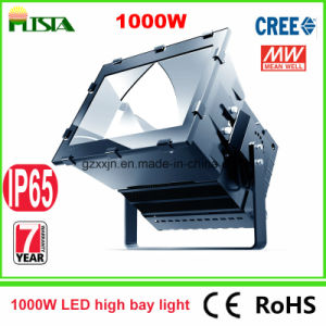 1000W High Power Stadium/Sport Square LED High Bay Light
