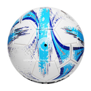 Massive Advertising En71 Cross Stitch Soccer Ball pictures & photos