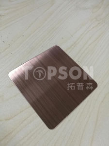 201 304 316 Stainless Steel Plate with Hairline Mirror Satin Etched Embossed Finish pictures & photos