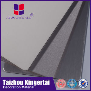 Alucoworld Refrigerator Decorative Panels Decorative Metal Screen ACP Sheet pictures & photos