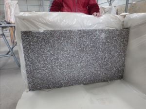 Popular China Granite G664 Bainbrook Brown Kitchen Countertop pictures & photos