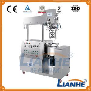 Cosmetic Vacuum Homogenizing Emulsifier/Homogenizer/Mixer for Liquid Cream pictures & photos