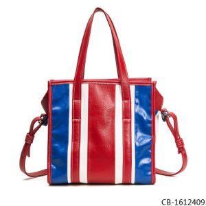 Ladies Fashion Handbag Quality PU Women Bags pictures & photos