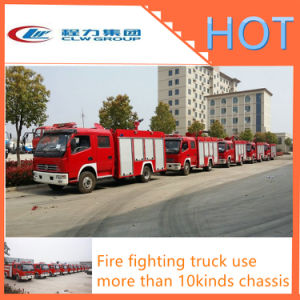 4X2 Fire Engine Fire Truck Fire Fighting Truck 0086-18727992788 pictures & photos