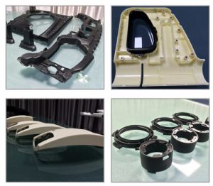 High Precision Plastic Injection Mould with Mould Design Service pictures & photos