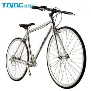 Made in Taiwan 700c Cycles Road Bicycle Super Light Chinese Carbon Ladies Bicycle OEM Road Bike Complete with Steel Disc Brake pictures & photos