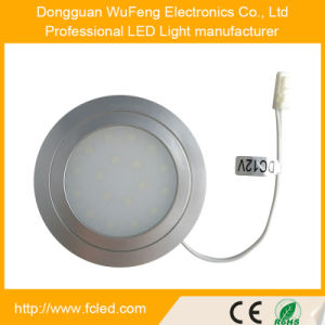 LED Puck Light Kit for Cabinet, Kitchen, Display Shelf pictures & photos