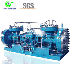 High Purity Helium Gas Compressor He Diaphragm Compressor pictures & photos