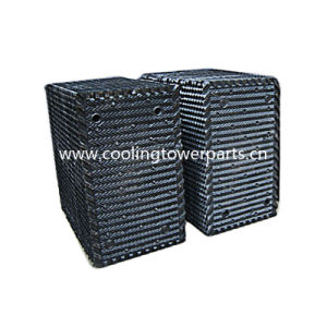 PVC Infill of Cross Wind Cooling Tower Bearing Water 65c pictures & photos