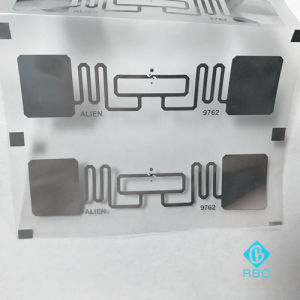 UHF Passive RFID Dry Inlay with Alien H4 Chip