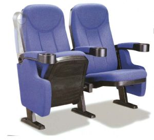 High Quality PP Theater Chair with Cup Holder (RX-377) pictures & photos