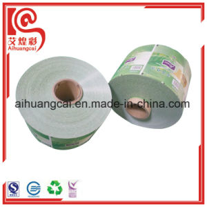 Plastic Automatic Electronic Magic Tracing Film Rolls for Food Packaging pictures & photos
