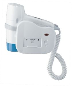 Spiral Cord with Good Flexibility Wall Mounted Hair Dryer pictures & photos