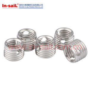 Unc, Unf Standard Tolerances with Insert Nut for Metal Material pictures & photos