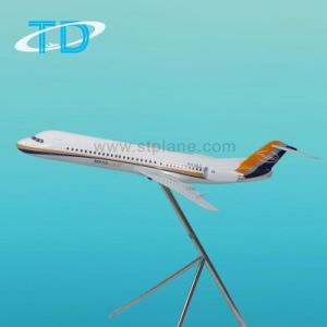 Mass Lease Fokker 100 Big Size Model Plane 100cm pictures & photos