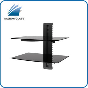 DVD Wall Bracket/DVD Shelf/DVD Mount/Metal DVD Shelf with Two Layers