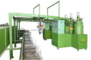 Machine for Making PU Shoes and Soles pictures & photos