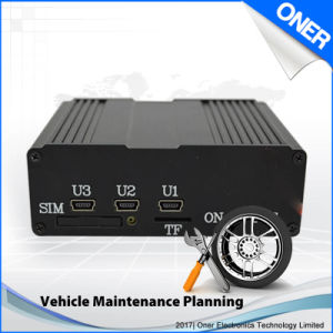 Fuel Monitoring Avl Car GPS Tracker, No Need Fuel Sensor pictures & photos