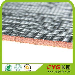 Insulation PE/XPE with Weave Alu Foil Building Material Australia Standard pictures & photos