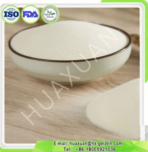 Hydrolysate Bovine Collagen Food Grade for Sausage pictures & photos