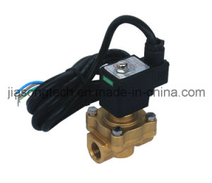 Flameproof Fuel Flow Control Solenoid Valve pictures & photos