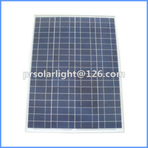 80W High Efficiency Poly Renewable Energy Saving Photovoltaic Module pictures & photos