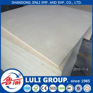 18mm 4*8′ UV Birch Plywood From Luli Group pictures & photos