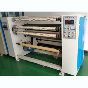 Automatic Cellophane Tape Slitting Machine pictures & photos