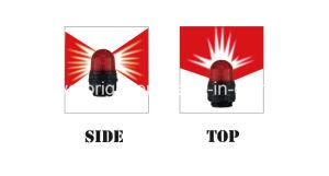 LED Alarm Signal Light/Lamp pictures & photos