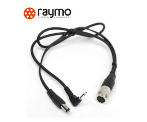 Raymo Industrial Electric Camera Connector for Panasonic Imagingsource Avt Pointgrey Vst Myutron Ni Visionpro Halcon pictures & photos