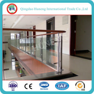 Competitive Tempered Glass Made in China pictures & photos