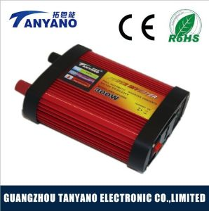 off Grid 300W 12V Power Supply Modified Sine Wave Inverter pictures & photos
