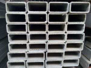 Alloy Steel, Stainless Steel Rectangular Pipe Special Tube pictures & photos