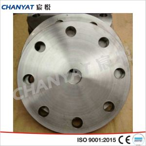 En/DIN Stainless Steel Blind Flange (1.4438, X2CrNIMo18164) pictures & photos